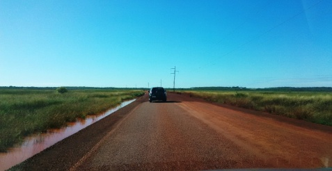 Perjalanan ke Kakadu