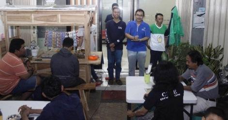 Opening Angkringan Theraz