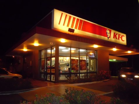 KFC Bagot Road
